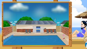 Screenshot of Pool Resort Escape