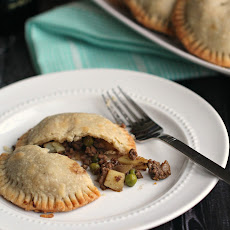 Beef & Guinness Hand Pies