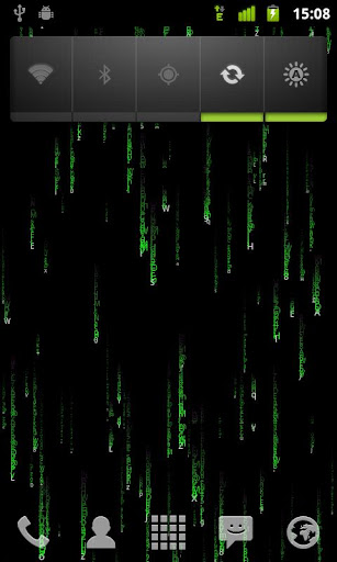 Matrix Effect LiveWallpaper