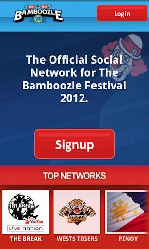 The Bamboozle social by YuuZoo