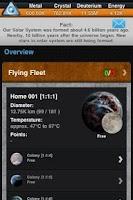 Screenshot of Galactic Empires Universe 2