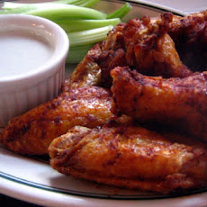 Healthy Hot Wings