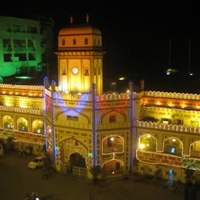 Mughal Sarai by Shishir Desai - Buildings & Architecture Public & Historical ( gujarat, surat, india, heritage,  )