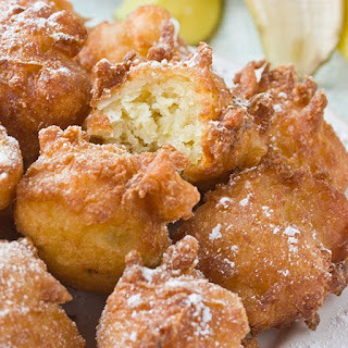 Coconut Fritters Recipes