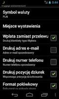 Screenshot of Firemka LITE : szybka faktura