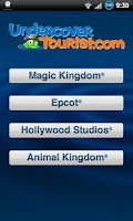 Screenshot of Disney World Ride Videos in HD