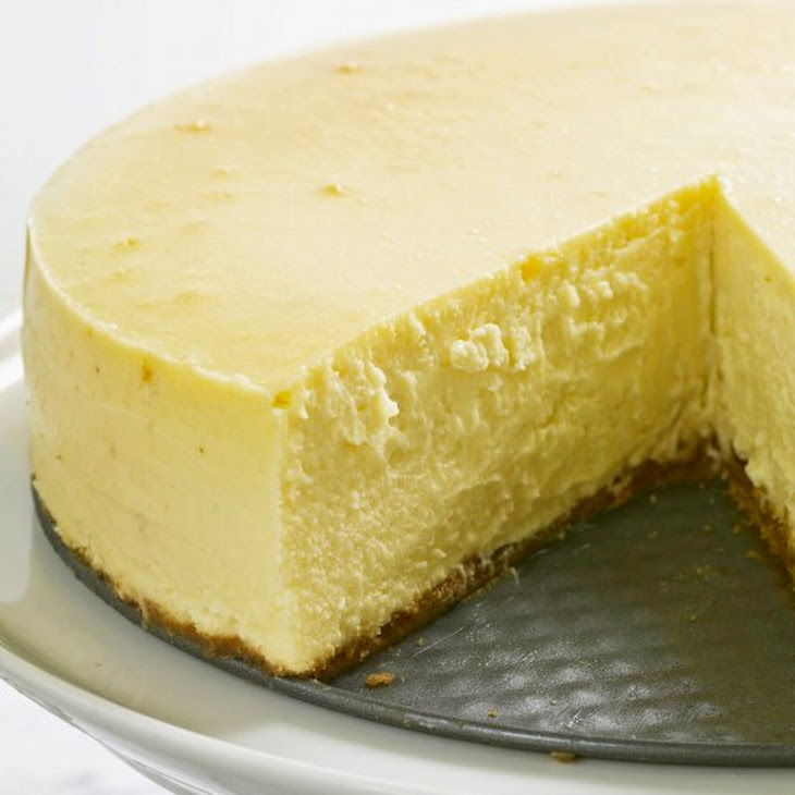 New York-Style Cheesecake Recipe | Yummly