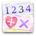 calculator(jewelry) for P icon