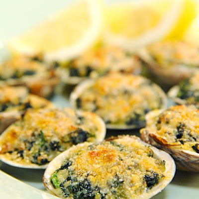 Baked Clams