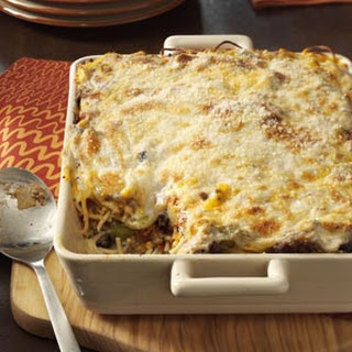Baked Spaghetti With Cream Of Mushroom Soup Recipes