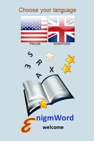 enigmWord English