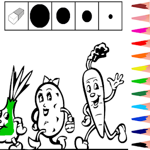 Coloring children