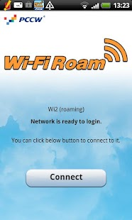Wi-Fi Roam - screenshot