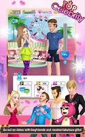 Screenshot of Top Celebrity: 3D Fashion Game
