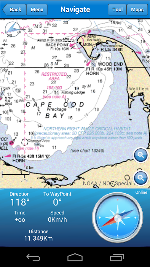 Marine Navigation Screenshot 10
