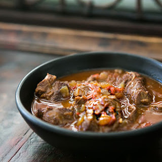 Garlic Lamb Stew Recipes