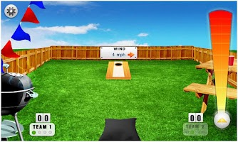 Screenshot of Cornhole