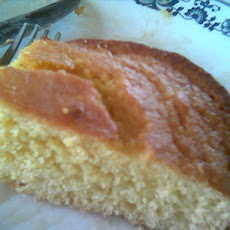 Pa's Old-Fashioned Johnny Cake / Cornbread