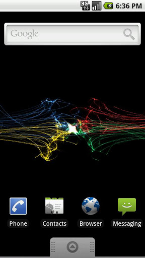 Nexus Boot Live Wallpaper