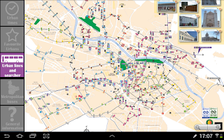 Screenshot of Valladolid Bus - Bus Pucela