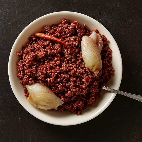 Aromatic Red Rice