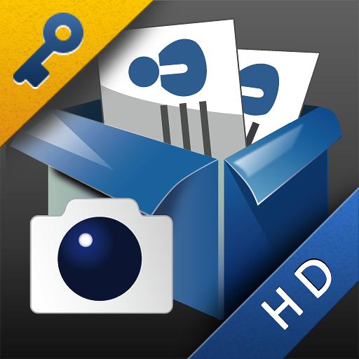 名片全能王 HD (License) 商業 App LOGO-硬是要APP