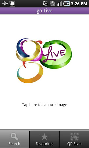 go Live - Visual Search