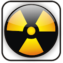Radiation doo-dad icon