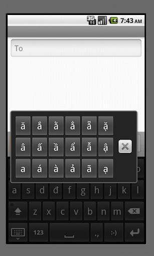 VNI Keyboard