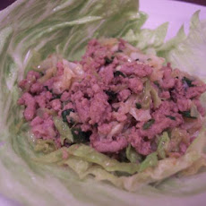 Spicy Asian Ground Turkey With Cabbage