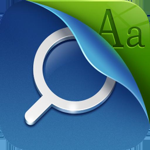 MDict 書籍 App LOGO-APP試玩