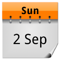 Current Date Widget icon