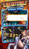 Screenshot of Alien Hive:Free Battle