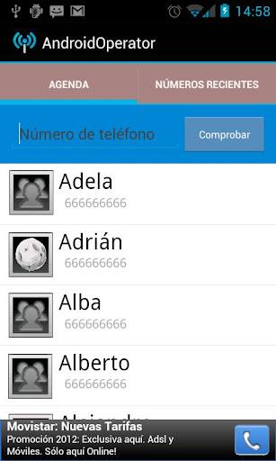 AndroidOperator