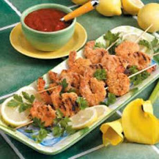 Appetizer Shrimp Kabobs