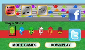 Screenshot of Androidian Summer Games Lite