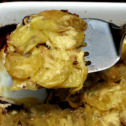 Awesomely Simple Potato Gratin