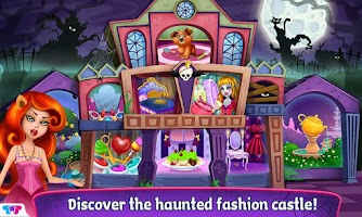Screenshot of Monster Girlz Fashion Castle