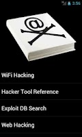 Screenshot of The Hackers Hackbook Demo