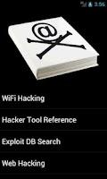 Screenshot of The Hackers Hackbook Demo