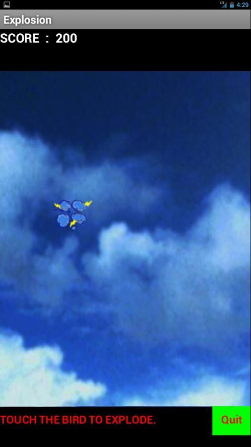 Explode-the-Bird 4