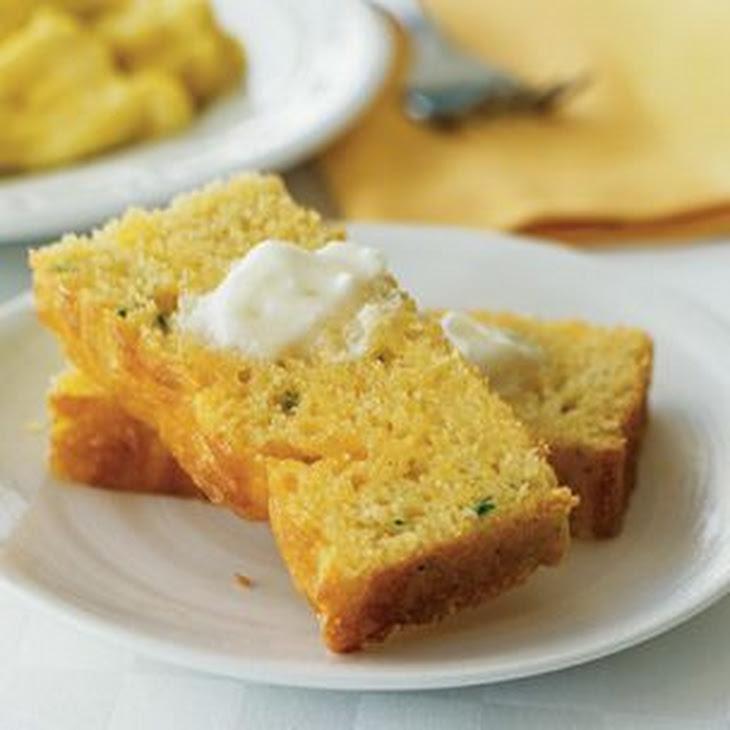Cheddar-Jalapeño Corn Bread Recipe | Yummly