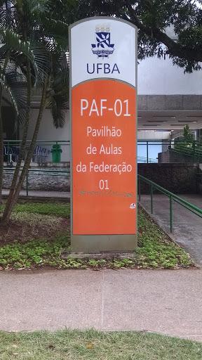 Placa Do PAF 1