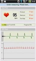 Screenshot of CardioPlanner (Cardio&Stress)