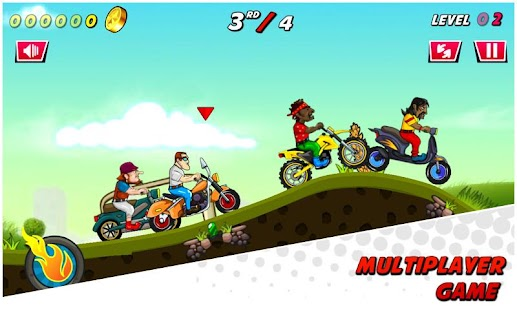 Urban Bike Race - Racing Game- screenshot thumbnail