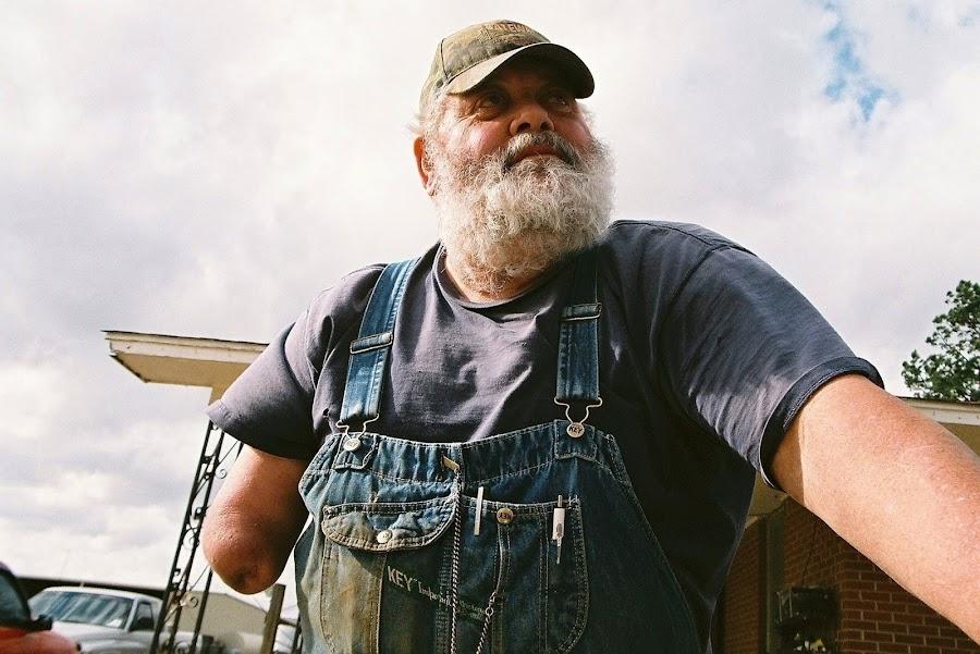 American Farmer by Paul Hopkins - People Portraits of Men (  )