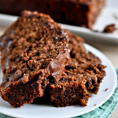 Triple Fudge Banana Bread