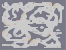 Thumbnail of the map 'Does terror sound familiar?'