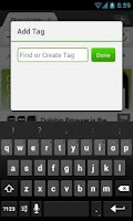 Screenshot of Evernote for Dolphin