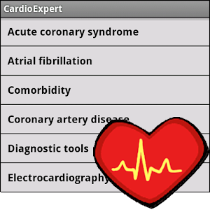 CardioExpert I for Android